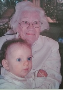 Great Grandmother - Great Grand Daughter