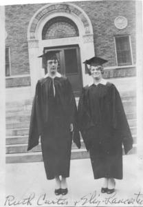 Elizabeth College Graduation
