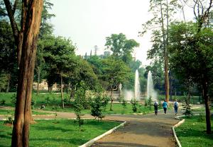 Chapultepec Park. Mexico City