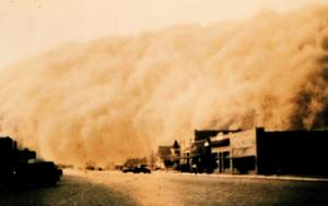 Sandstorm 1934