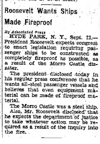 Albuquerque Journal Sept 12, 1934