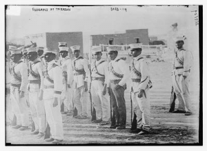 Federals at Torreon