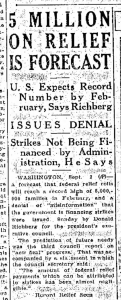 Albuquerque Journal Sept 3, 1934