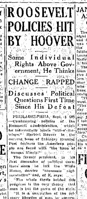 Albuquerque Journal Sept 4, 1934