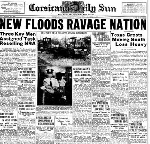 Corsicana Daily Sun Corsicana, TX June 17, 1935