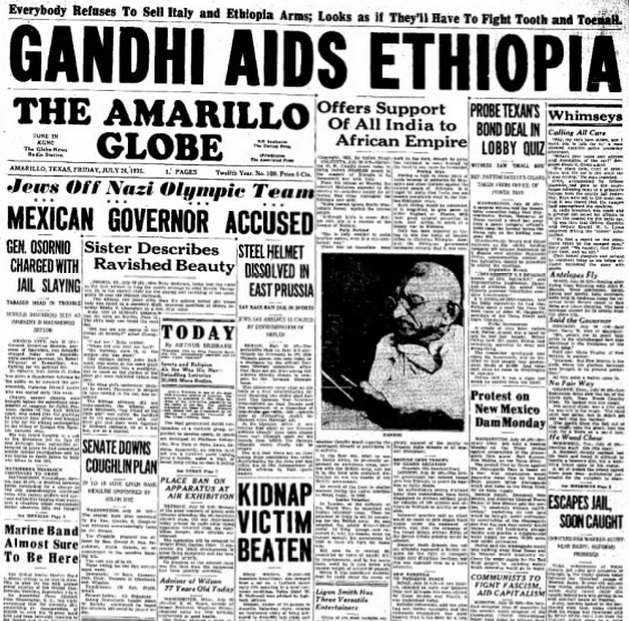 The Amarillo Globe Times July 26, 1935