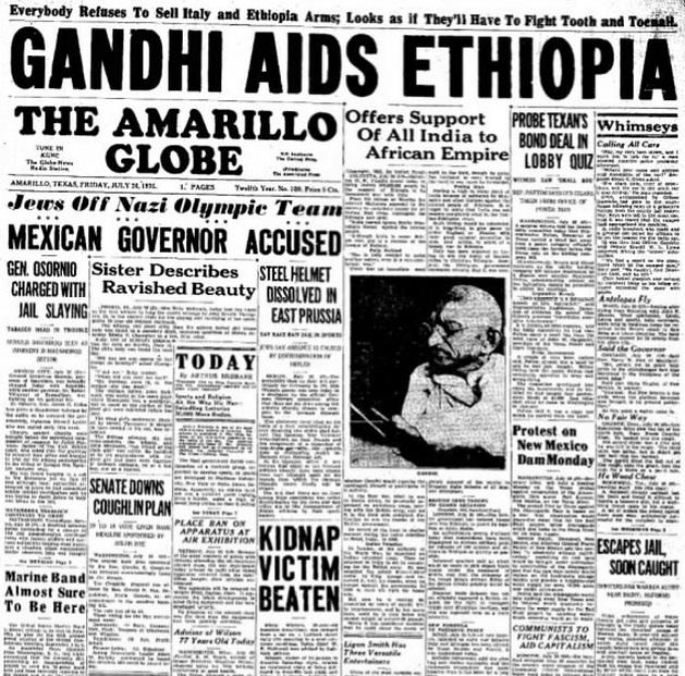 The Amarillo Globe Times July 26, 1935