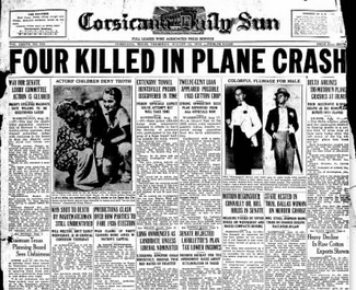 Corsicana Daily Sun Aug 15, 1935
