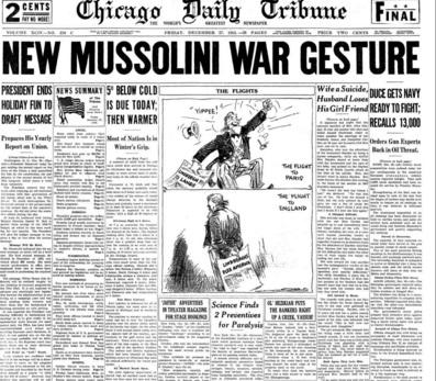 Chicago Daily Tribune Dec 27, 1935
