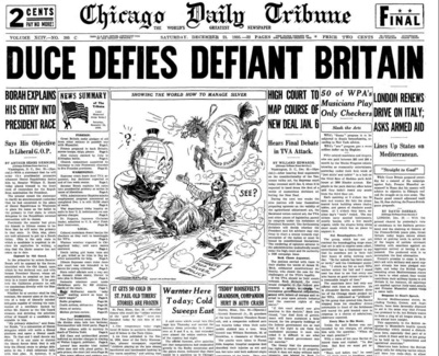 Chicago Daily Sun Dec 21, 1935