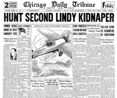 Chicago Daily Tribune Dec 7, 1935