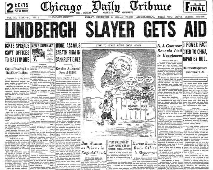 Chicago Daily Tribune Dec 6, 1935