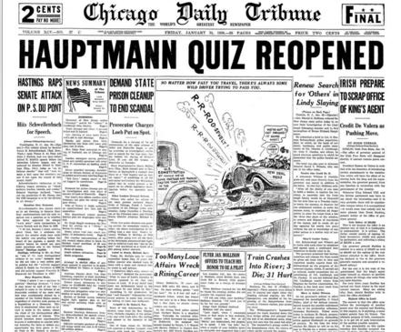 Chicago Daily Tribune Jan 31, 1936