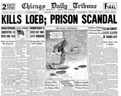 Chicago Daily Tribune Jan 29,1936