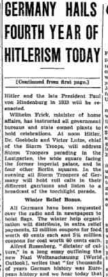 The Chicago Daily Tribune  Jan 30, 1936 pg4