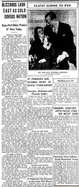 Chicago Daily Tribune Jan 20, 1936 pg 3