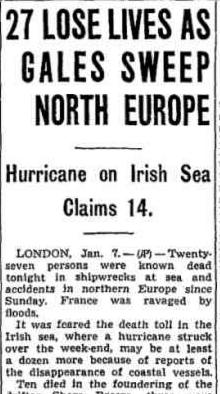 Chicago Daily Tribune Jan 8, 1936 pg 16