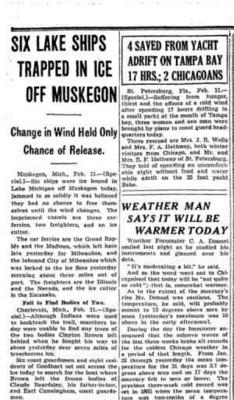 Chicago Daily Tribune Feb 12, 1936 pg 15