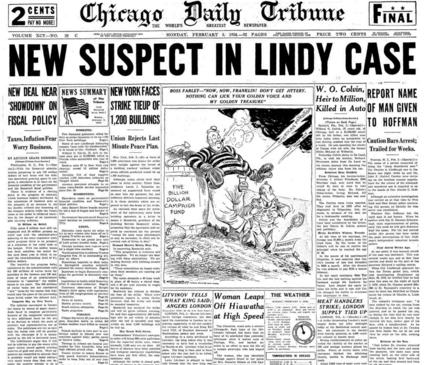 Chicago Daily Tribune Feb 3, 1936