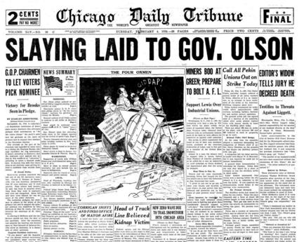 Chicago Daily Tribune Feb 4, 1936