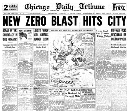 Chicago Daily Tribune Feb 5, 1936