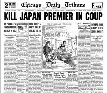 Chicago Daily Tribune Feb 26, 1936