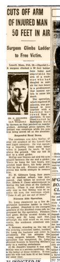 Chicago Daily Tribune Feb 20, 1936 pg 7