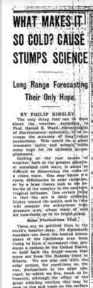 Chicago Daily Tribune Feb 19, 1936 pg 13