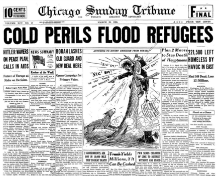 Chicago Sunday Tribune March 22, 1936