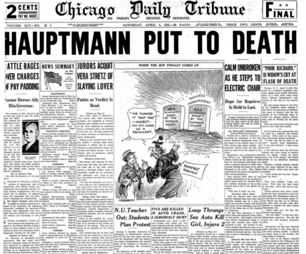 Chicago Daily Tribune April 4, 1936