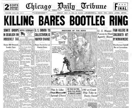 Chicago Daily Tribune May 15, 1936