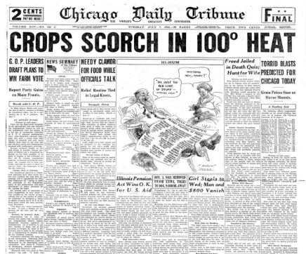 Chicago Daily Tribune July 7, 1936