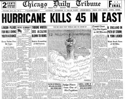 Chicago Daily Tribune Sept 19, 1936