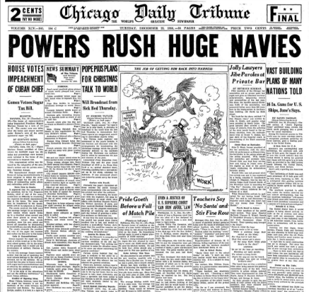 Chicago Daily Tribune December 22, 1936