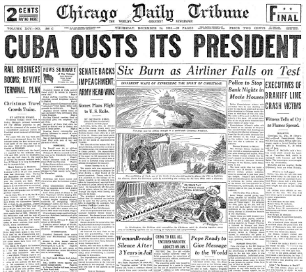 Chicago Daily Tribuen December 24 1936
