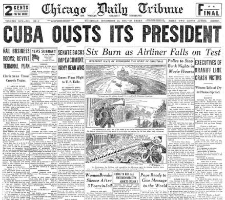 Chicago Daily Tribuen December 24 1936