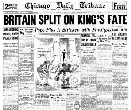Chicago Daily Tribune Dec 5, 1936
