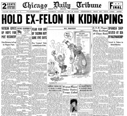 Chicago Daily Tribune January 2, 1937