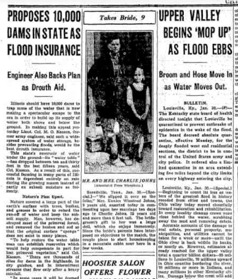 Chicago Sunday Tribune January 31, 1937 pg 3