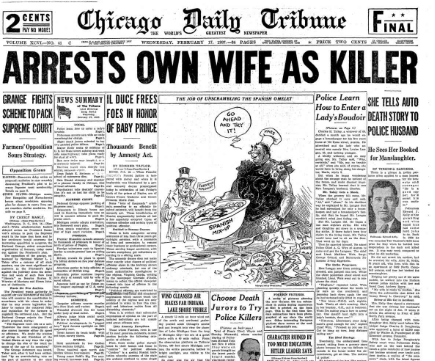 Chicago Daily Tribune February 17, 1937