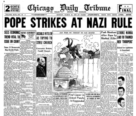 Chicago Daily Tribune March 22,1937