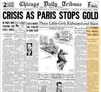 Chicago Daily Tribune June 28,1937