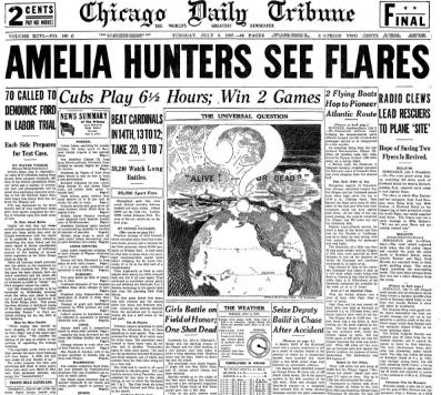 Chicago Daily Tribune July 6, 1937