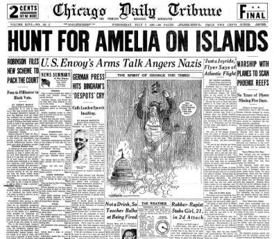 Chicago Daily Tribune July 7, 1937