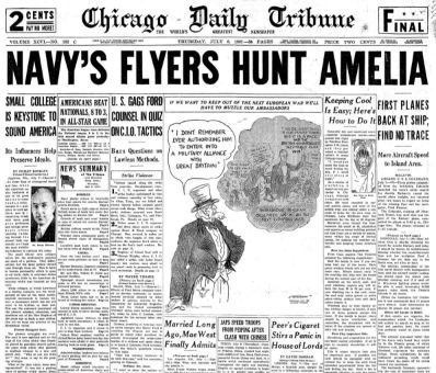 Chicago Daily Tribune July 8, 1937