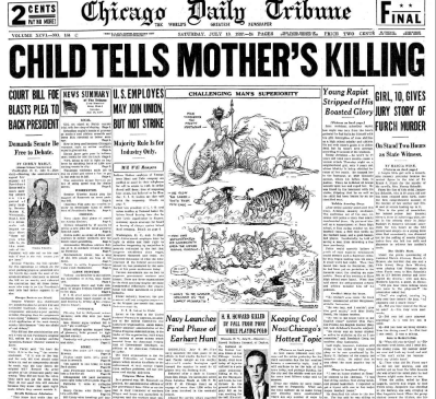 Chicago Daily Tribune July 10, 1937