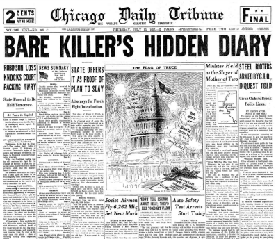 Chicago Daily Tribune July 15, 1937